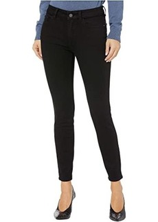 DL 1961 Florence Mid-Rise Ankle Skinny in Hopper