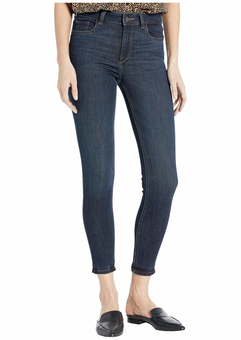 DL 1961 Florence Mid-Rise Ankle Skinny in Mesquite