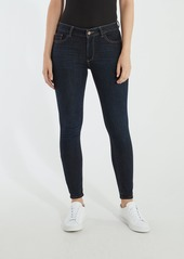DL 1961 Florence Mid Rise Ankle Skinny Jeans