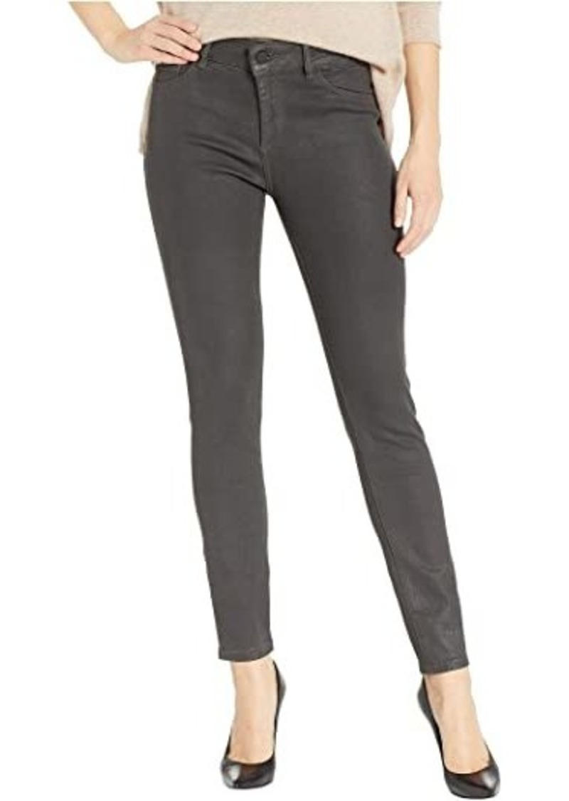 DL 1961 Florence Mid-Rise Instasculpt Ankle Skinny in Pewter