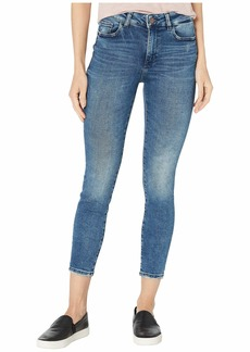 DL 1961 Florence Mid-Rise Skinny Crop in Truman