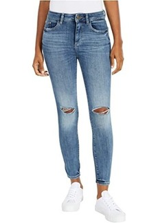 DL 1961 Florence Skinny Mid-Rise Instasculpt Jeans in Prospect