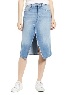 DL 1961 Georgia Denim Skirt