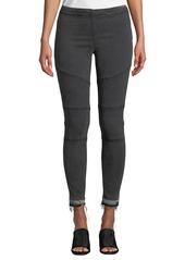 DL 1961 Haven Asymmetric Seam Skinny Jeans