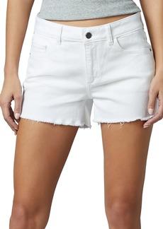DL 1961 Karlie Boyfriend Shorts