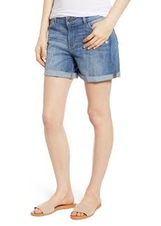 DL 1961 Karlie Denim Boyfriend Shorts
