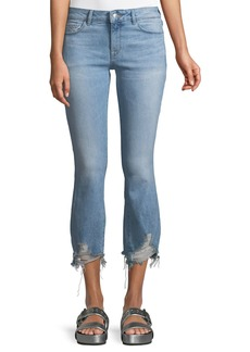 DL 1961 Lara Cropped Flare Jeans