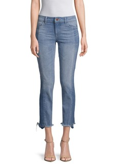 DL 1961 Mara Frayed Ankle Jeans