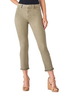 DL 1961 Mara Mid-Rise Instasculpt Straight Jeans