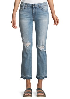 DL 1961 Mara Straight-Leg Ankle Jeans