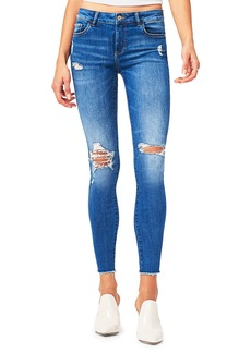DL 1961 Margaux Distressed Skinny Jeans