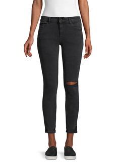 DL 1961 Margaux Instasculpt Cropped Jeans