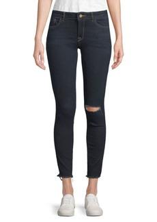 DL 1961 Margaux Instasculpt Distressed Jeans