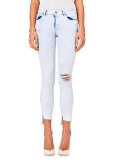 DL 1961 Margaux Instascuplt Ankle Skinny Jeans