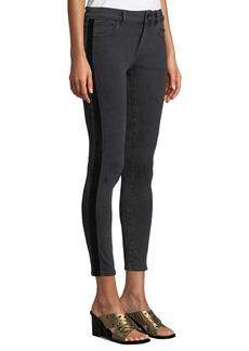 DL 1961 Margaux Side-Stripe Instasculpt Skinny Jeans