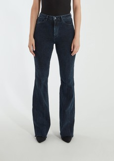 "DL 1961 Rachel 31"" High Rise Flare Jeans"