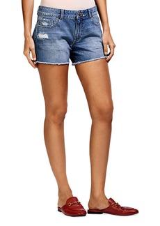 DL 1961 Renee Cutoff Denim Shorts