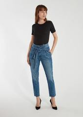 DL 1961 Susie High Rise Tapered Straight Leg Jeans