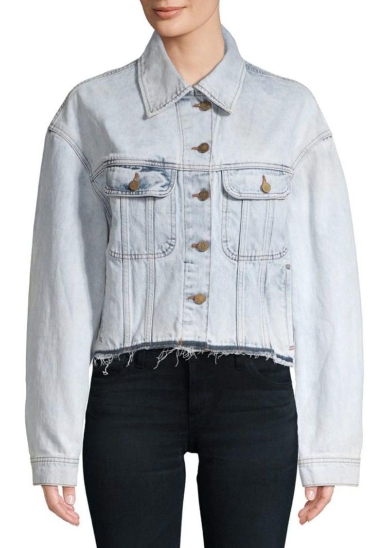 DL 1961 Zoe Oversized Denim Jacket