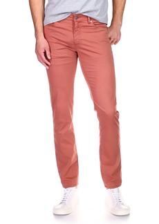 DL1961 DL 1961 Men's Russell Slim Straight Jeans (Baja Red)