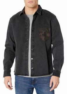DL1961 Men's Lance Shirt Jacket  M