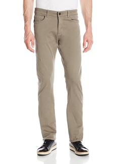 DL1961 Men's Russell Slim Straight Sateen Pant