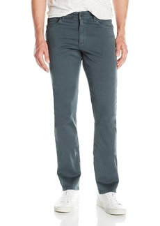 DL1961 Men's Russell Slim Straight Sateen Pant In Gray