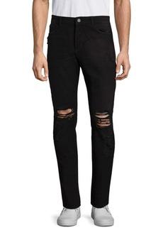 DL1961 Cooper Distressed Slim Fit Jeans