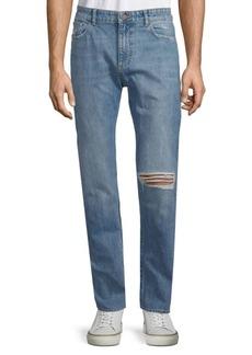 DL1961 Distressed Cotton Jeans