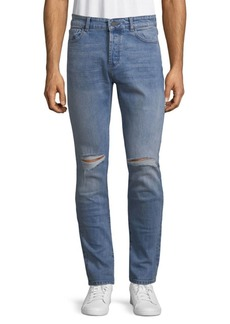 DL1961 Distressed Relaxed-Fit Jeans