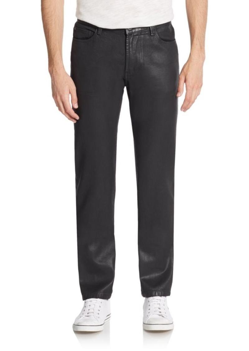 DL1961 Premium Denim Nick Slim Stretch-Cotton Jeans