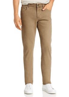 DL1961 Russell Straight Slim Jeans in Oak Moss