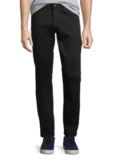 DL1961 Men's Russell Slim-Straight Jeans  Coal