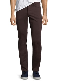 DL1961 Men's Russell Slim Straight-Leg Jeans  Brown