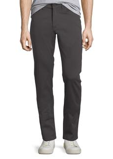 DL1961 Men's Russell Slim Straight-Leg Jeans  Gray