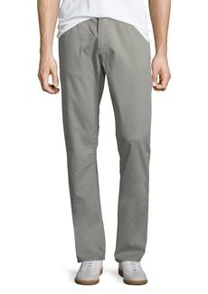 DL1961 Men's Russell Slim-Straight Stretch Twill Pants