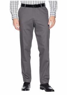 Dockers Men's Athletic Fit Signature Khaki Lux Cotton Stretch Pants magnet