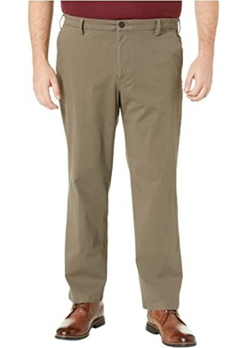 Dockers Big & Tall Classic Fit Workday Khaki Smart 360 Flex Pants D3