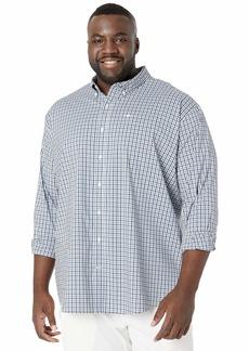 Dockers Big & Tall Signature Comfort Flex Button Down Shirt