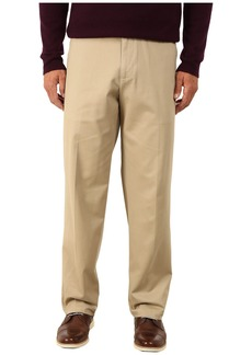 Dockers Comfort Khaki Stretch Relaxed Fit Flat Front