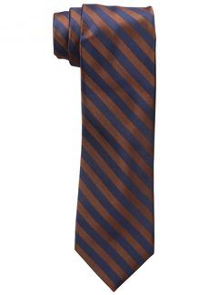 "Dockers Big and Tall Long Men's Portola Drive Stripe 100% Silk Tie 63"""