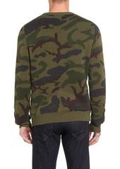 Dockers® Camo Cotton Sweater