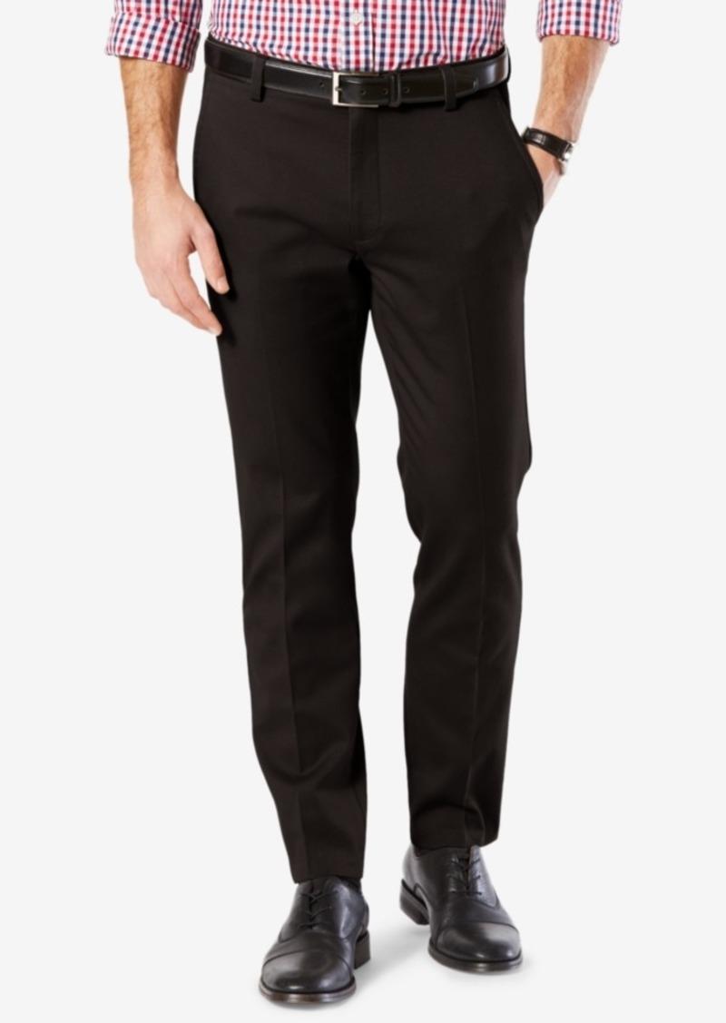 Dockers Men's Easy Slim Fit Khaki Stretch Pants