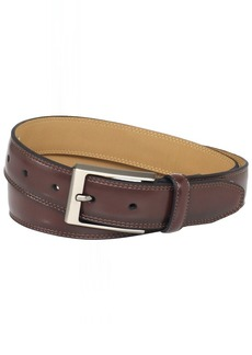 Dockers Men's 1 1/4 in. Belt with Branded Ornament