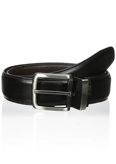 Dockers Men's 1 3/8 in. Reversible with Stitch Belt