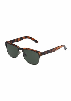 Dockers Men's 15284ldm200 Polarized Round Sunglasses