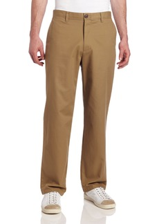 Dockers Men's 24/7 D3 Classic-Fit Flat-Front Pant New British Khaki - discontinued