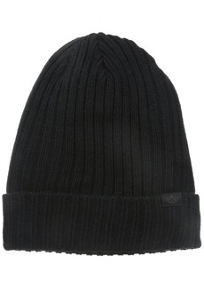 Dockers Men's 2X2 Rib Knit Beanie