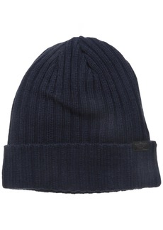 Dockers Men's 2X2 Rib Knit Beanie