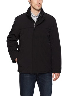 Dockers Men's 3-in-1 Soft Shell Systems Jacket with Fleece Liner